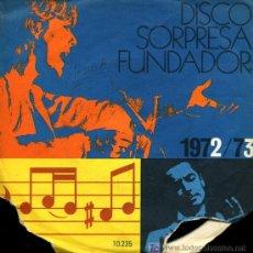 Discos de vinilo: BETTY MISSIEGO - LA CITA / EL VAIVÉN DEL MAR / YO TE QUIERO A TI / TRES NOTAS - EP 1972 - FUNDADOR. Lote 17651762
