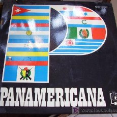 Discos de vinilo: LP PANAMERICANA. Lote 69389994