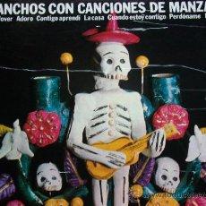 Discos de vinilo: LOS PANCHOS,CON CANCIONES DE MANZANERO DEL 71. Lote 17653139