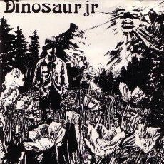 Discos de vinilo: LP DINOSAUR JR. PRIMER DISCO VINILO AZUL. Lote 26380988