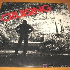 Discos de vinilo: BSO - CRUISING - LP - LORIMAR 1980 USA JC 36410 - AL PACINO / WILLY DEVILLE / JACK NITZSCHE - RARE. Lote 27396755