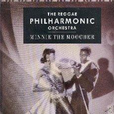 Discos de vinilo: THE REGGAE PHILARMONIC ORCHESTRA MAXI LP MINNIE THE MOOCHER. Lote 26936599