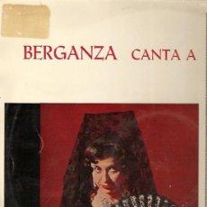 Discos de vinilo: TERESA BERGANZA CANTA A ROSSINI LP SELLO DECCA AÑO 1959 . Lote 17706420