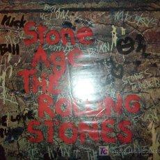 Discos de vinilo: THE ROLLING STONES LP STONE AGE. Lote 26188622