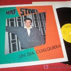 Discos de vinilo: RAY STIVEL UN DIA CUALQUIERA LP 1986 CANCION AUTOR MELODICA. Lote 20172544