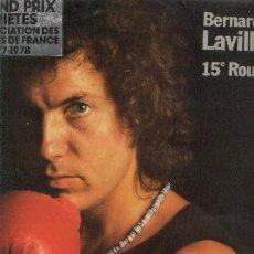 Discos de vinilo: BERNARD LAVILLIERS LP 15 ROUND. Lote 26317421