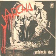 Discos de vinilo: JARCHA ANDALUCIA VIVE LP ZAFIRO 1975. Lote 17735102