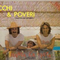 Discos de vinilo: RICCHI & POVERI MAXI-SINGLE CANTAN EN ESPAÑOL SELLO SANNY RECORDS AÑO 1984. . Lote 17758329