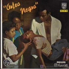 Discos de vinilo: SINGLE - ORFEO NEGRO - FELICIDAD ..... Lote 17833347
