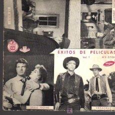 Discos de vinilo: SINGLE - TRIO MARNHY - EXITOS DE PELICULAS - VERA CRUZ ...... Lote 20275817