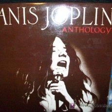 Discos de vinilo: JANIS JOPLIN LP DOBLE ANTHOLOGY. Lote 107045074