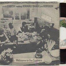 Discos de vinilo: SINGLE / STEVE WINWOOD -JIM CAPALDI - DAVE MASON -CHRIS WOOD -RICK GRECH -REEBOP KWAKU -JIM GORDON . Lote 17841456