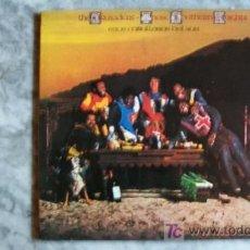 Discos de vinilo: THE CRUSADERS-ESOS CABALLEROS DEL SUR-DISCO LP-1976. Lote 17946986