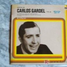 Discos de vinilo: CARLOS GARDEL-EXITOS-VOL II -DISCO LP-EDITADO 1979. Lote 17956146