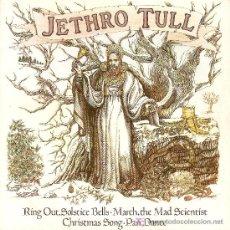 Discos de vinilo: JETHRO TULL - A RARE CHRISTMAS EXTENDED PLAY (1976). Lote 19053067
