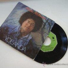 Discos de vinilo: PABLO MILANÉS CANTA YOLANDA, SINGLE. Lote 27542475