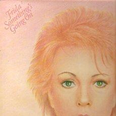 Discos de vinilo: FRIDA (DE ABBA) LP SELLO CARNABY AÑO 1982 EDITADO EN ESPAÑA. Lote 17866647