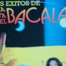 Discos de vinilo: LOS EXITOS DE LA RUTA DEL BACALAO,VARIOS DOBLE LP DEL 93. Lote 17891405