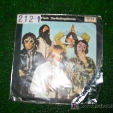 Discos de vinilo: ROLLING STONES-JUMPIN JACK FLASH-CHILD OF THE MOON-SG-1968. Lote 18105532