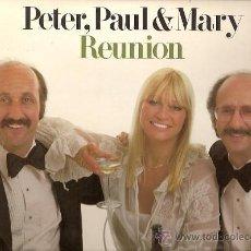 Discos de vinilo: PETER, PAUL & MARY LP SELLO WARNER BROS AÑO 1978 EDICCIÓN ESPAÑOLA. Lote 17929620