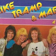 Discos de vinilo: MIKE TRAMP & MABEL LP SELLO HISPAVOX AÑO 1980 EDICCIÓN ESPAÑOLA.. Lote 17929747
