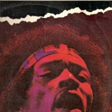 Discos de vinilo: JIMI HENDRIX LP DOBLE (2 DISCOS) SELLO CARNABY AÑO 1972 EDITADO EN ESPAÑA. Lote 17932074