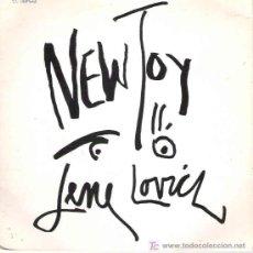 Discos de vinilo: LENE LOVICH - NEW TOY ** STIFF RECORDS 1981. Lote 17941593