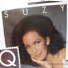 Discos de vinilo: SUZY Q - GET ON UP - SINGLE 1983 BMC RECORDS BPY. Lote 26829971