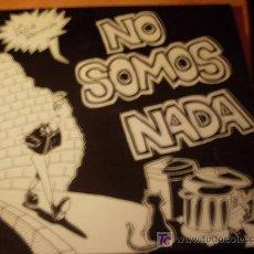 Discos de vinilo: LA POLLA RECORDS ( NO SOMOS NADA ) LP ESPAÑA 1987 ( EX/ EX ) CARPETA DOBLE. Lote 186283032
