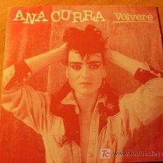 Discos de vinilo: ANA CURRA ( VOLVERE / LAGRIMAS ) 45 RPM PARALISIS PERMANENTE ( NM / NM ) 1986 (EPI01). Lote 18083821