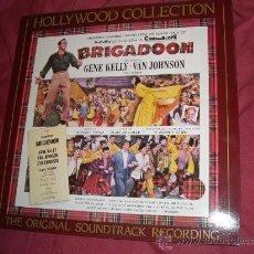 Discos de vinil: BRIGADOON..LP BANDA SONORA ORIGINAL..LERNER..LOEWE.GREEN..GENE KELLY CBS HOLLAND. Lote 19186836