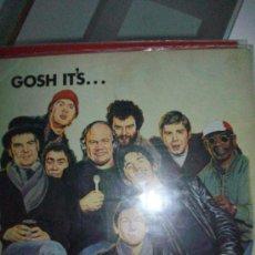 Discos de vinilo: LP-BAD MANNERS-GOSH IT'S. Lote 26252272