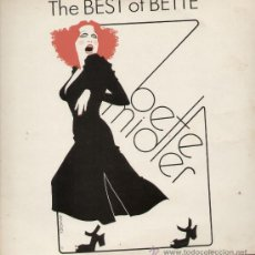 Discos de vinilo - Bette Midler - Best of Bette Midler - LP. del sello Amsel de 1978 - 17992559