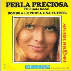 Discos de vinilo: LOS 3 MACARENOS - PERLA PRECIOSA ** BELTER 1969. Lote 19218443