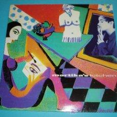 Discos de vinilo: MARTIKA'S. KITCHEN. CBS/SONY. 1991. Lote 18024126