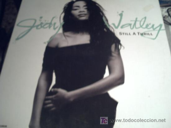 JODY WATLEY (STILL THRILL - LOOKING FOR A NEW LOVE A CAPELLA) 1987 (Música - Discos - LP Vinilo - Funk, Soul y Black Music)