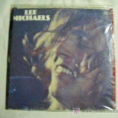 Discos de vinilo: LEE MICHAELS - LEE MICHAELS . LP CON MAGNIFICOS SOLO DE BATERIA DE FROSTY, GRABADO EN 1969 PARA AM . Lote 18067843