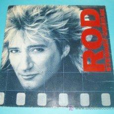 Discos de vinilo: ROD STEWART. CAMOUFLAGE. WEA RECORDS. 1984. Lote 19628330