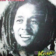 Discos de vinilo: BOB MARLEY & THE WAILERS - LP SPAIN - KAYA - REGGAE . Lote 26658723