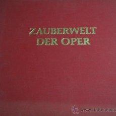 Disques de vinyle: ZAUBERWELT DER OPER 'ALBUM 13LPS-OFERTA' MOZART,BEETHOVEN,ROSSINI,WAGBER,DONIZETTI,BEILLINI,.... Lote 18094261