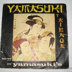 Discos de vinilo: YAMASUKI Y AIEAOA. Lote 27436824