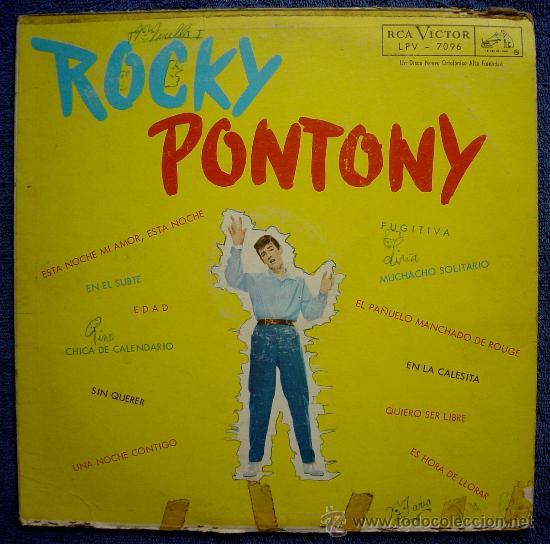 rocky pontoni