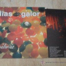 Discos de vinilo: LP- ALIAS GALOR- GALORIAS-1995-. Lote 27500521