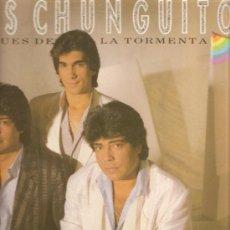 Discos de vinilo: LP RUMBA : LOS CHUNGUITOS : DESPUES DE LA TORMENTA . Lote 18183103