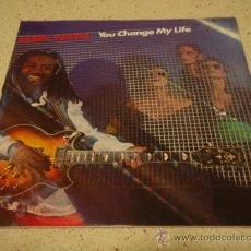 Discos de vinilo: LARRY ZANGA ( YOU CHANGE MY LIFE - DI AMIRO MON AMOUR ) 1986 - GERMANY SINGLE45 MERCURY. Lote 18199008