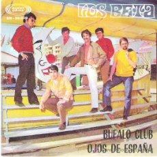 Discos de vinilo: LOS BETA - BUFFALO CLUB ** SONOPLAY 1968. Lote 18204856