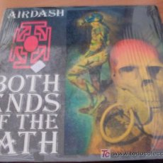 Discos de vinilo: AIRDASH ( BOTH ENDS OF THE PATH ) LP 1991 UK ( NM / NM) + INSERT. Lote 194372216