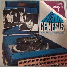 Discos de vinilo: GENESIS - FROM GENESIS TO REVELATION - LP VINILO EDICION DECCA IDOLOS . Lote 18238883