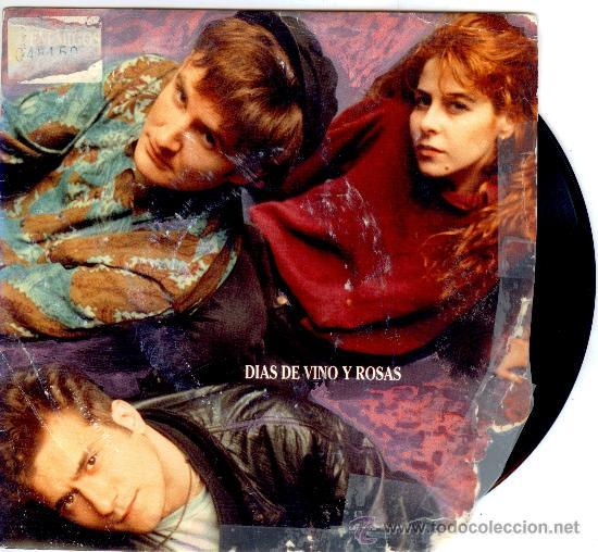 DIAS DE VINO Y ROSAS - SINGLE VINILO - PRE AMARAL - ULTRARAREZA INENCONTRABLE!! (Música - Discos - Singles Vinilo - Grupos Españoles de los 90 a la actualidad)