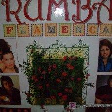 Discos de vinilo: RUMBA FLAMENCA LP DOBLE. Lote 26701693